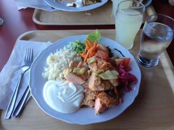 smaskig glutenfri lunch